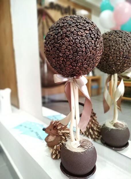 Кофейное дерево студия лазерной эпиляции Файна